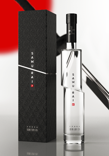 Samurai Vodka